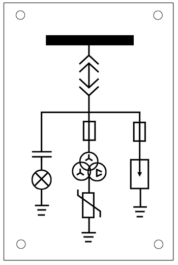 过电压仰制柜